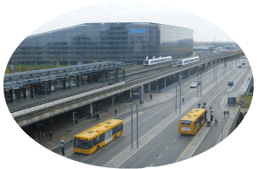 Trains and Buses - Rail Passes